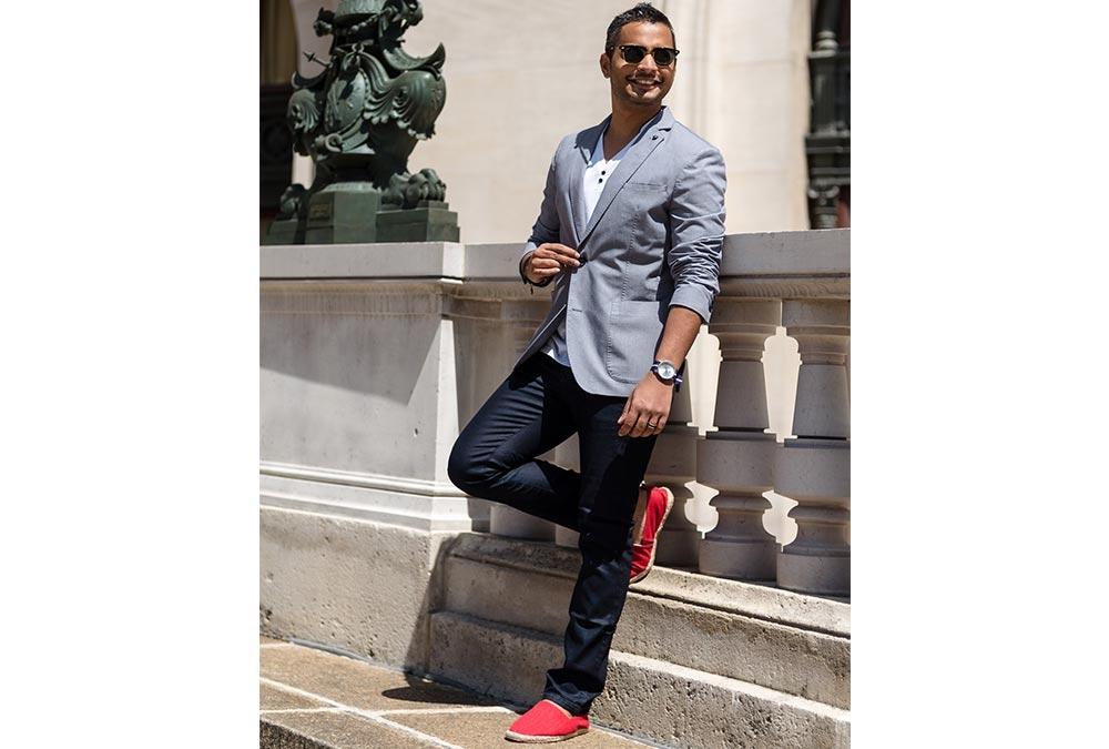 Pre-Winter Pick The Signature Blazer   Menswear   Luxury ...