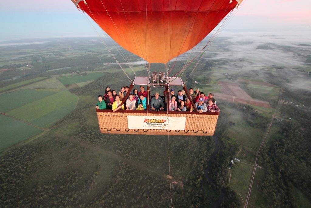 Hot Air Balloon Cairns - Queensland