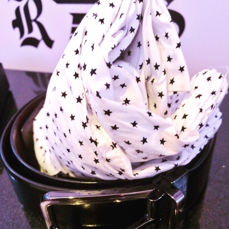 Love these starry boxers.