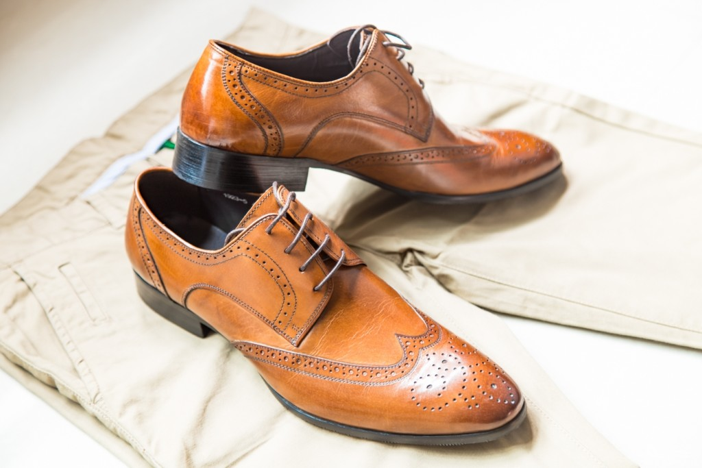 I save the best for last. Tan brogues are my absolute favourite kind of footwear. They are just so undeniably dapper.