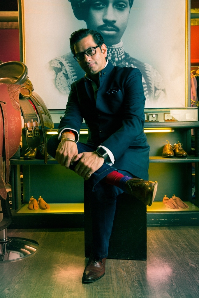 Raghavendra Rathore for Van Heusen GQ Fashion Nights. Photo Credit - Man...