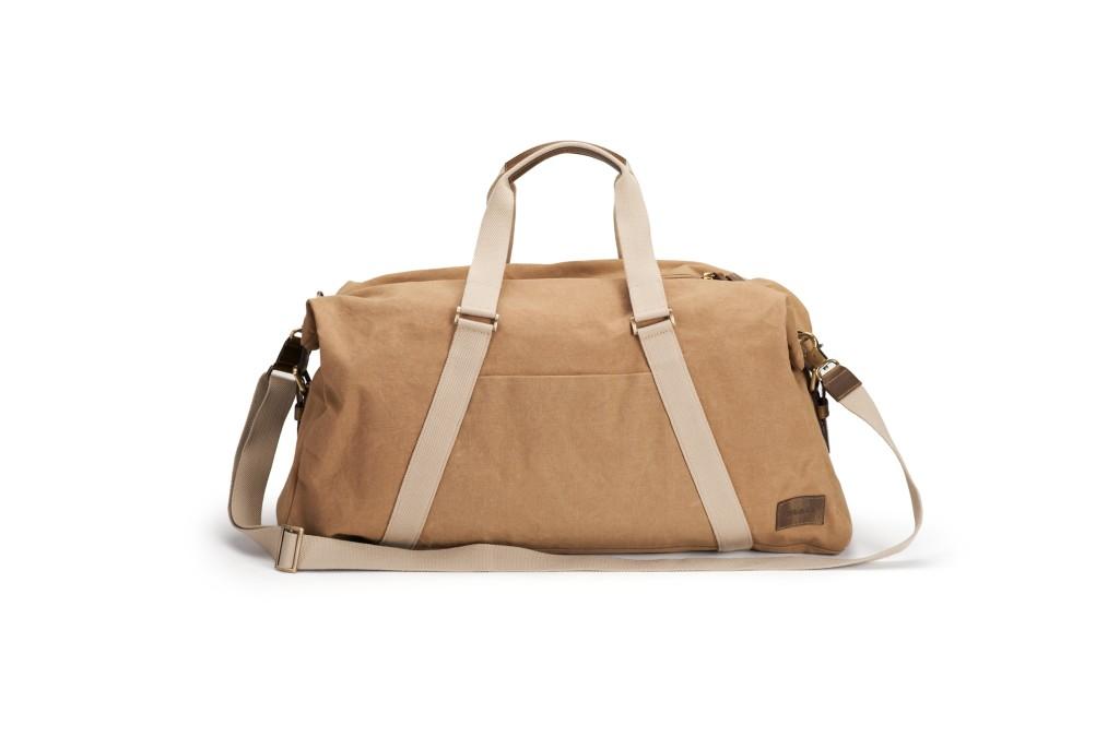 VIARI Camper bag large Khaki [Duffle bag]