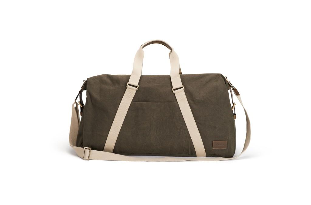 VIARI Camper bag large Olive [Duffle bag]