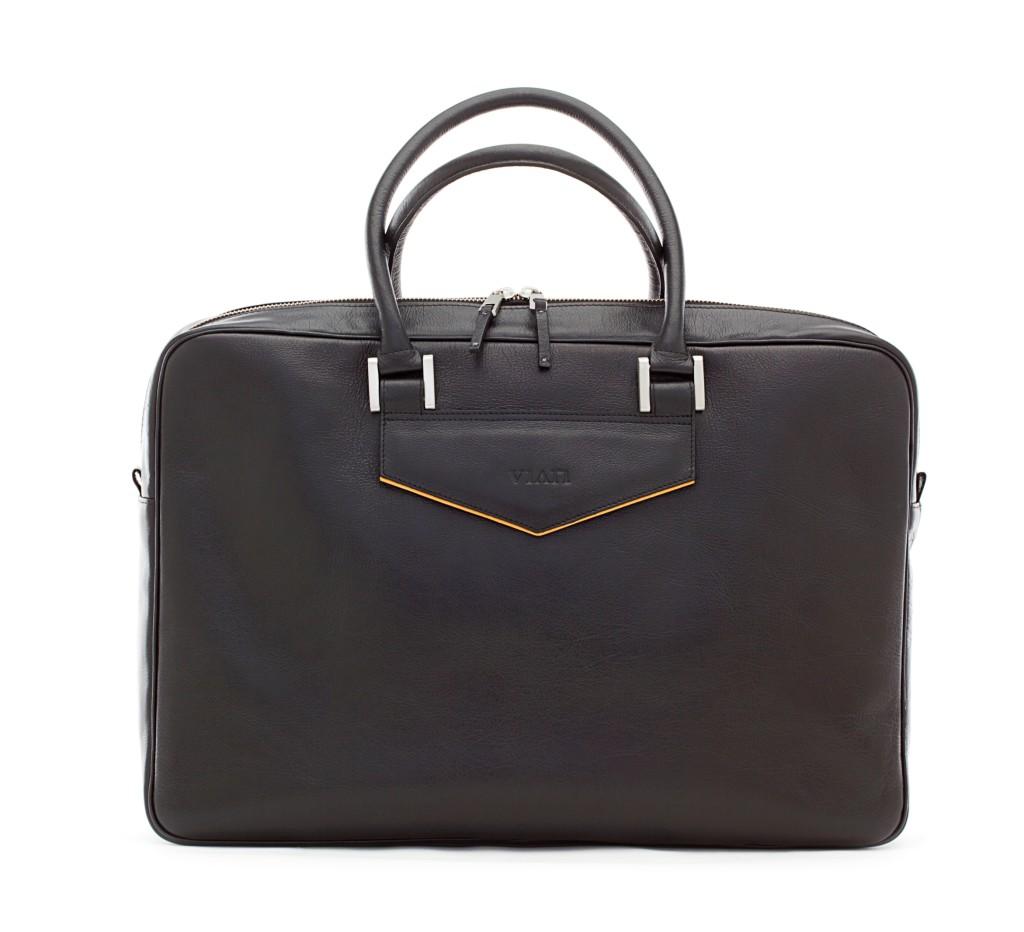 VIARI Gekko Bag - Black [Business case, Workbag]