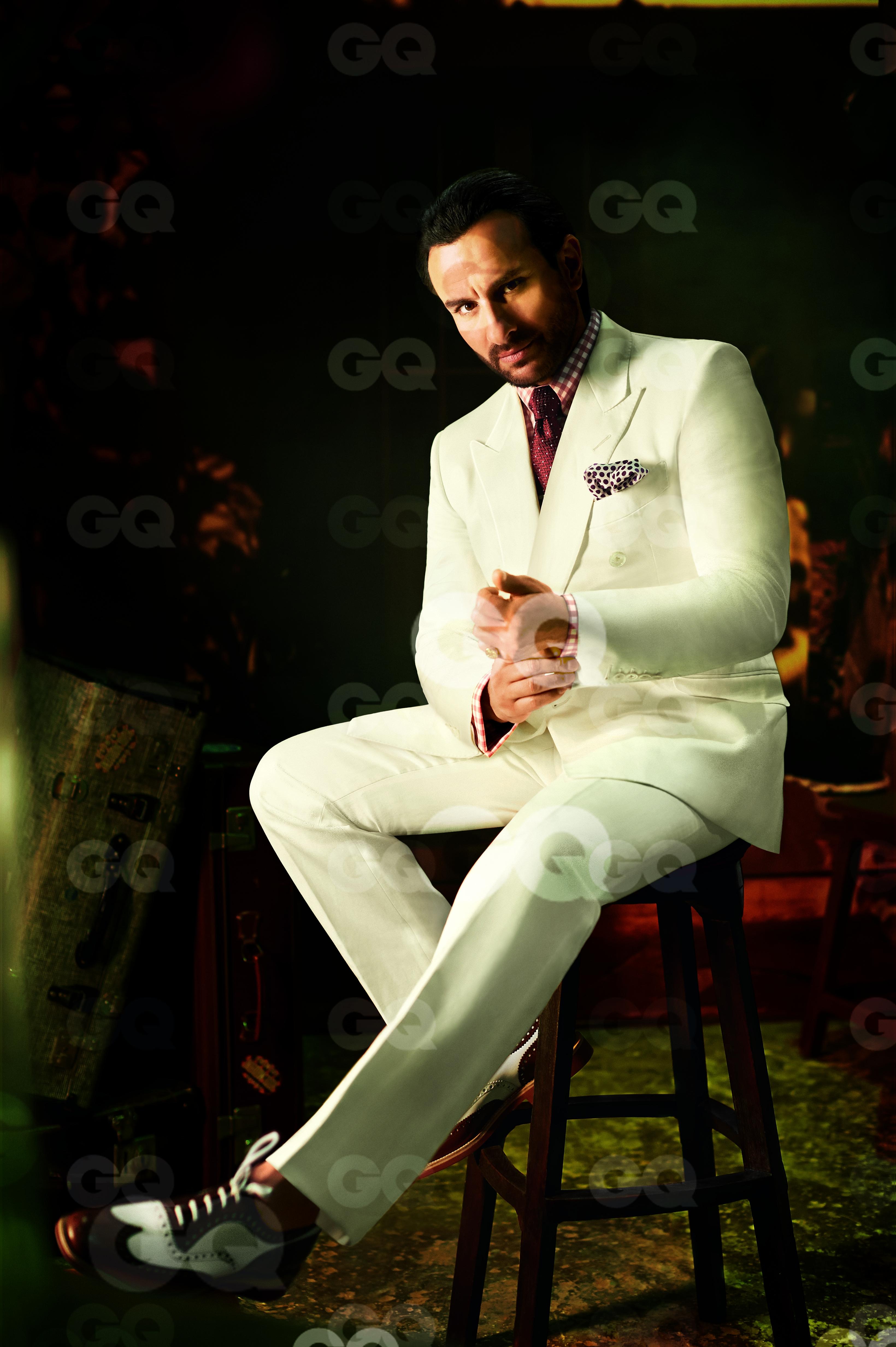 Saif ali khan fashion show 11